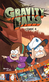 Gravity Falls. Cómic 4